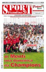 La prima pagina in edicola venerdì 12 aprile