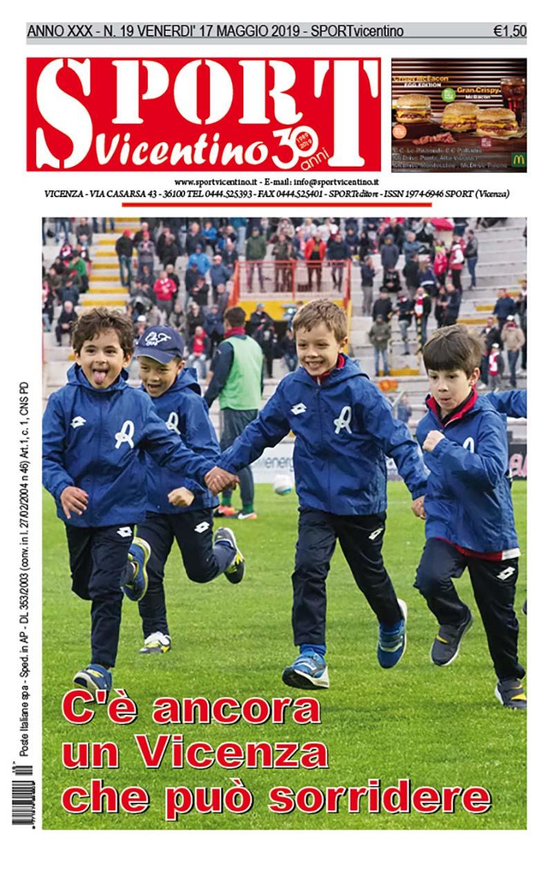 La prima pagina in edicola venerdì 17 aprile