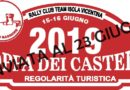La Coppa dei Castelli rinviata al 23 giugno