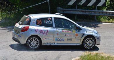 Bottoni (Scuderia Palladio) ad Alba per consolidare il primato Trofeo R3 Top