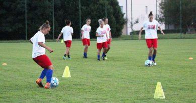 Il Vicenza Calcio Femminile torna in campo