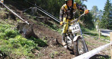 Due giorni Trial sull'Alpe Cimbra