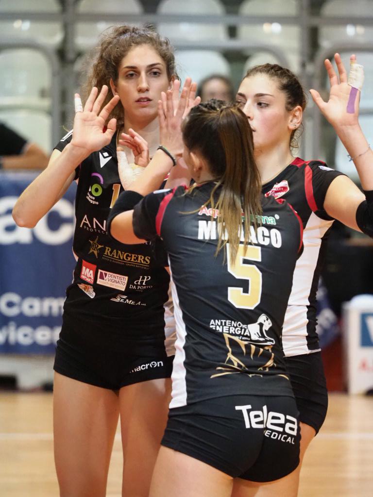 la diretta di Anthea volley Vicenza contro Duetti Giorgione - Sportvicentino.it