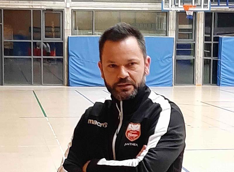 Luca Chiappini nuovo allenatore di Anthea Volley Vicenza