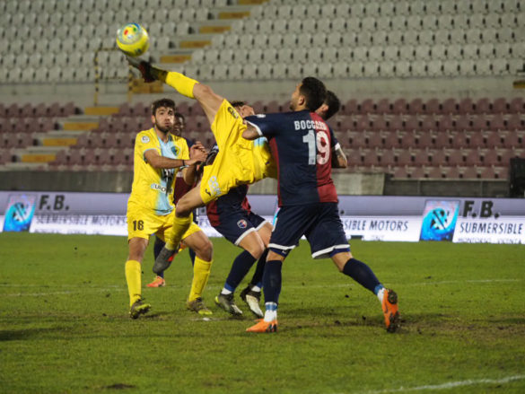 ArzignanoValchiampo-Imolese - Gol annullato per fuorigioco di Flores @sportvicentino