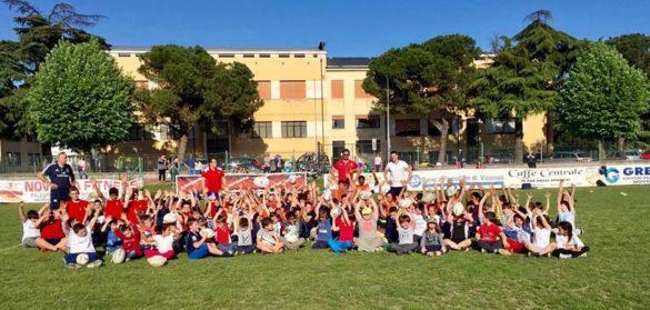 Numerosi gli eventi svolti d'estate al campo comunale G. Fracca gestito dalla società sportiva Nova Gens