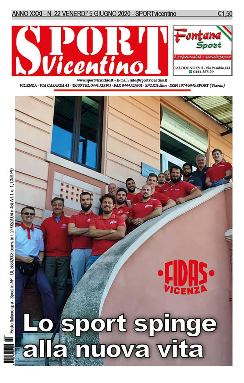 La prima pagina in edicola venerdì 5 giugno