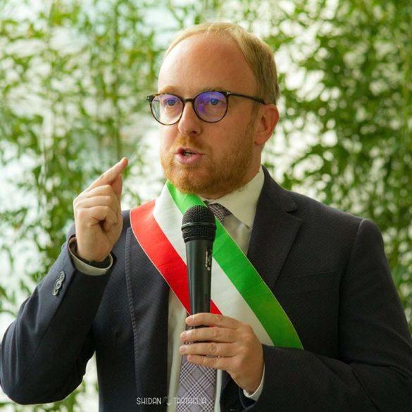 Il sindaco Matteo Macilotti
