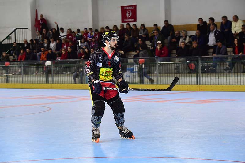 Andrea Delfino Mc Control Diavoli Vicenza