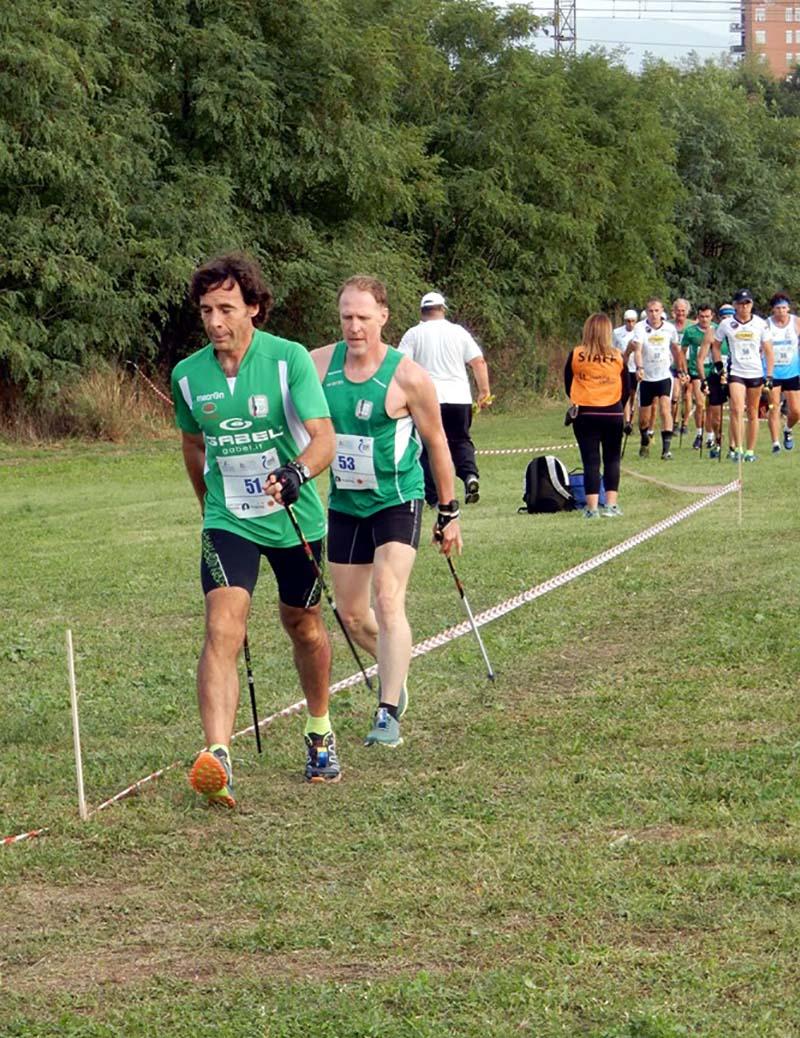 Campionato Italiano Fidal Nordic Walking