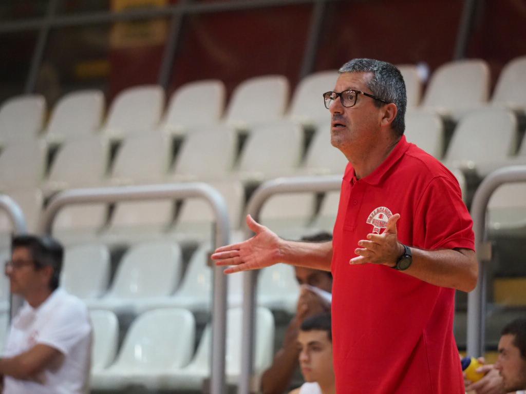 Capo allenatore: Cesare Ciocca - Tramarossa Vicenza@sportvicentino