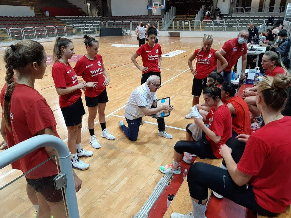 Rebellato in time out As Vicenza Velcofin