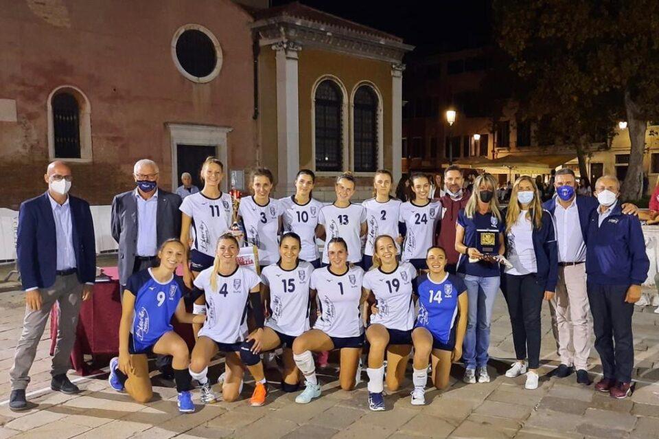 Cus Padova Blu volley femminile