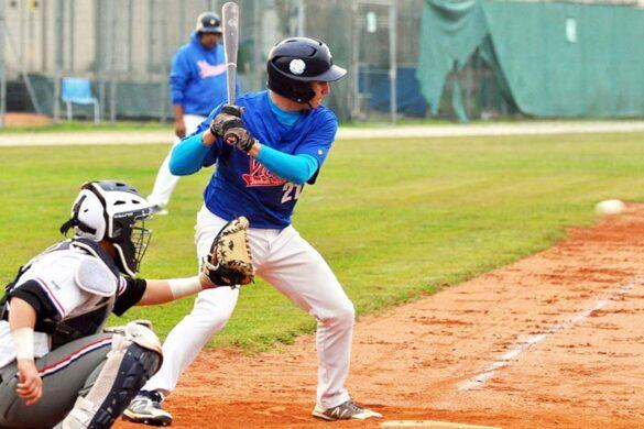 U18 - Lorenzo Chessari batte una valida