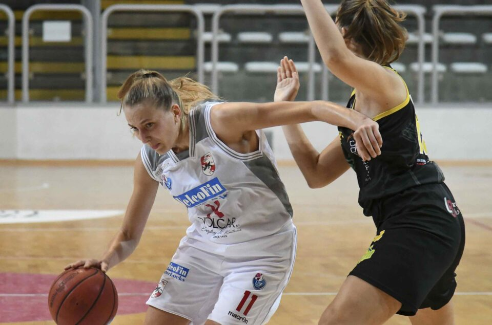 As Vicenza basket donne