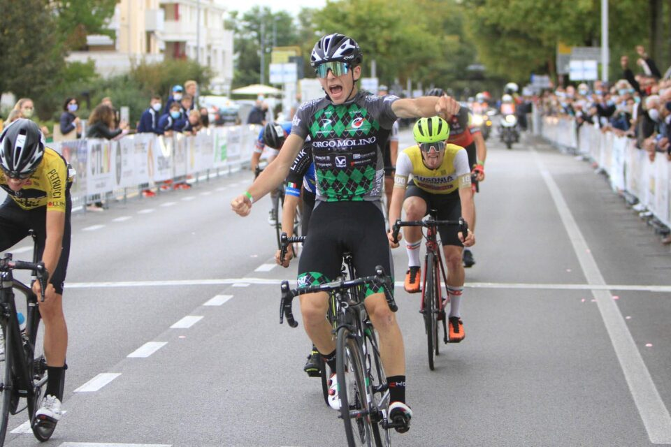 Davide De Pretto 2020 titolo veneto juniores