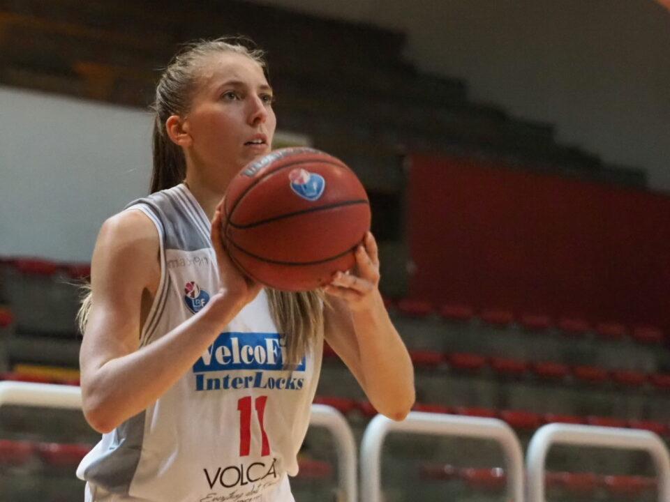 Claudia Gobbo numero 11 AS Vicenza