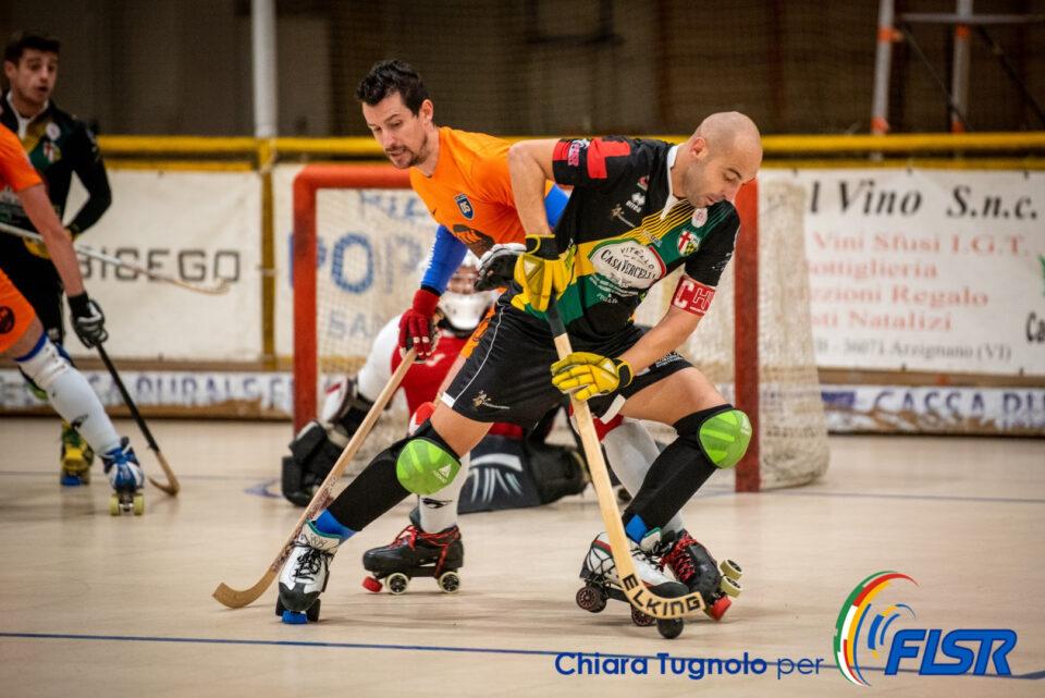 Vercelli e Trissino hockey pista