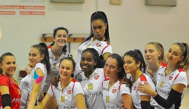 volley Vicenza under 17 serie C 2020 2021