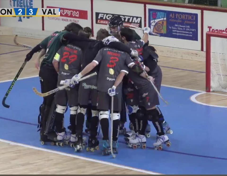 Hockey Valdagno vince a Monza