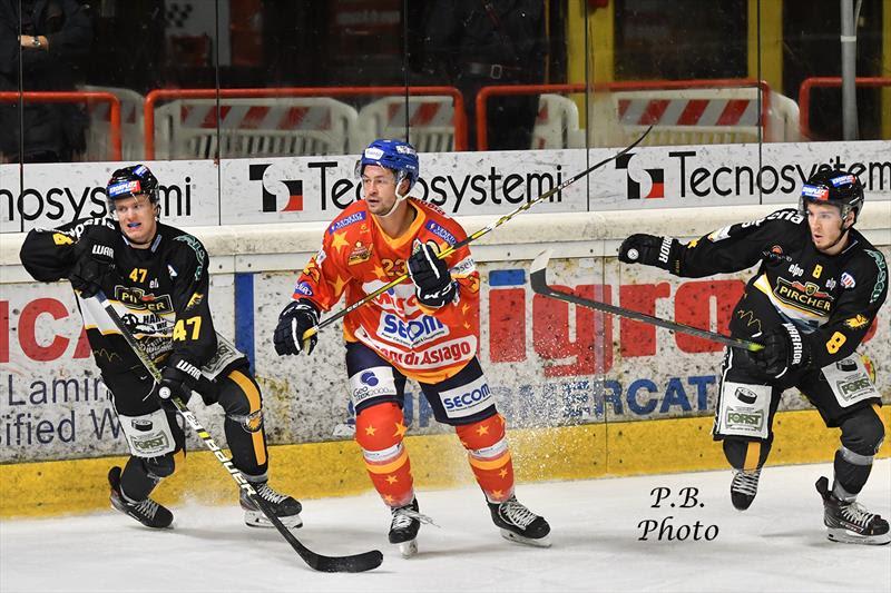 Asiago hockey Brunico