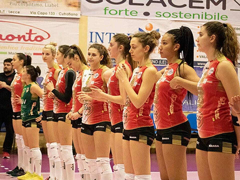 Sorelle Ramonda Ipag Montecchio Maggiore A2 2021