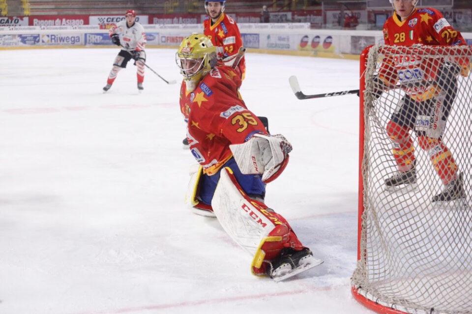 Asiago Hockey batte Jesenice