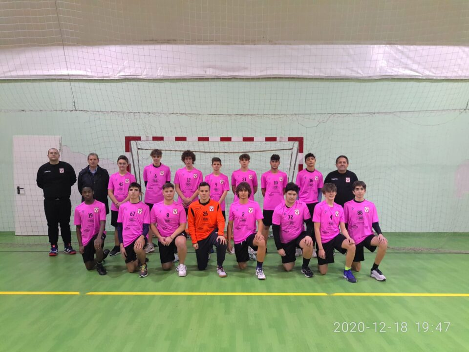 2021 Pallamano scuola Vicenza u17 e u19