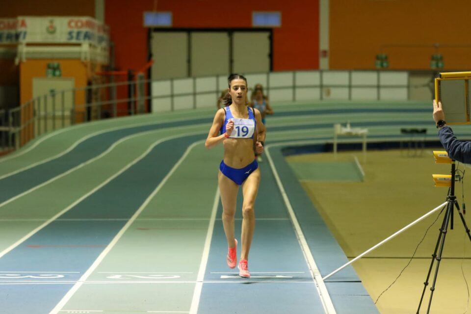 Nadia Battocletti 300 metri