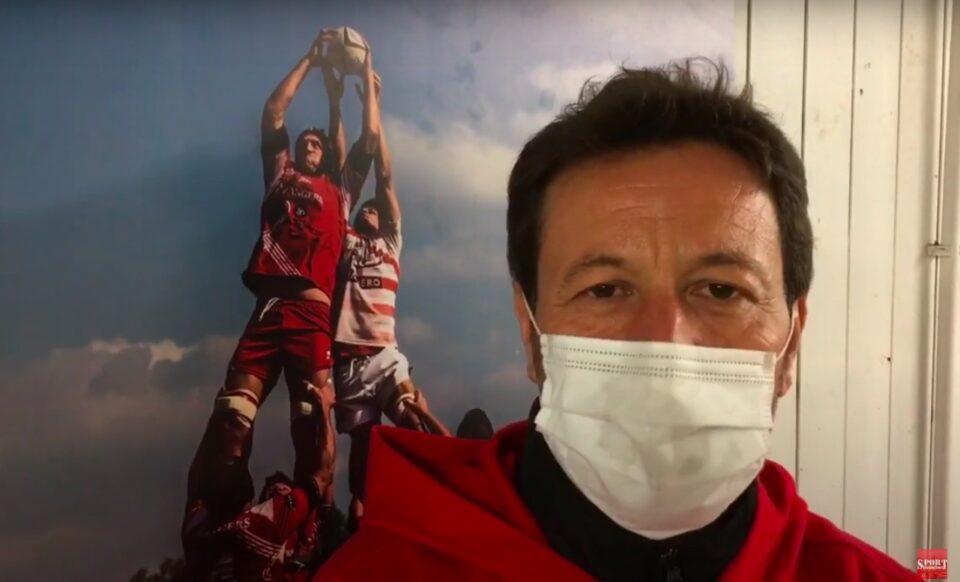 Filippo Pasqualetto preparatore atletico