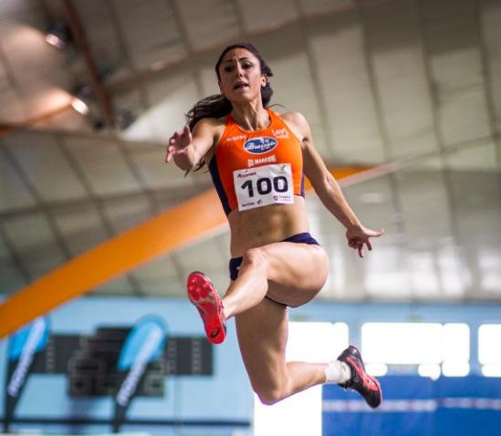 Laura Strati salto in lungo
