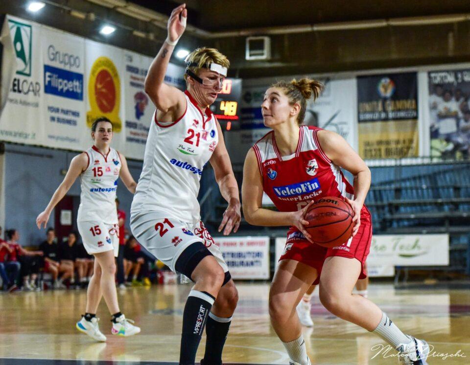 Angelica Tibè As Vicenza a Scrivia