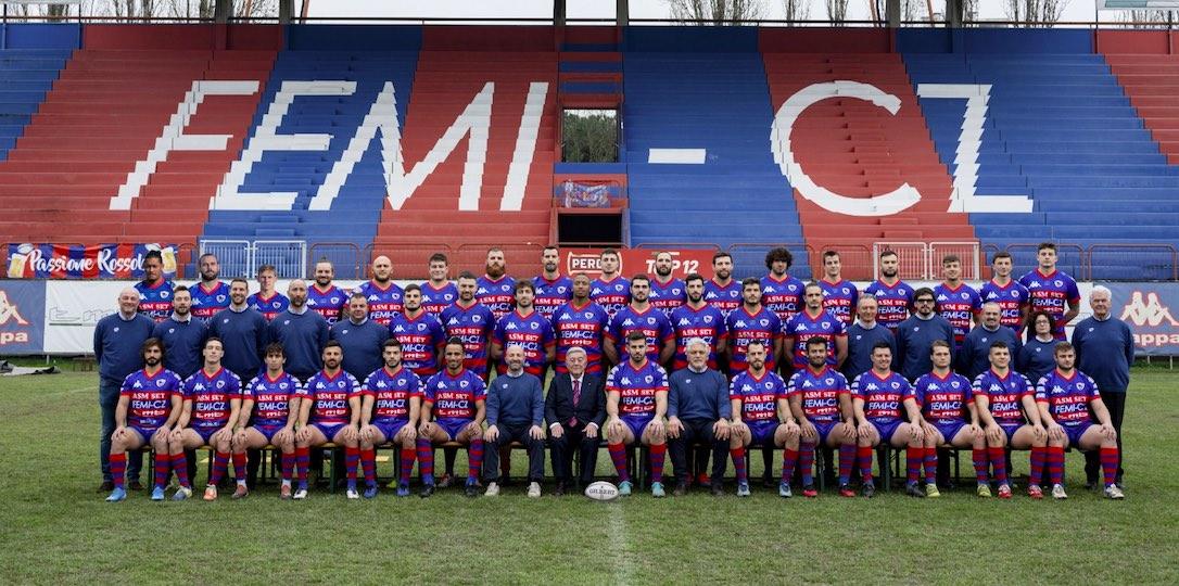rugby rovigo femi cz 2020 2021