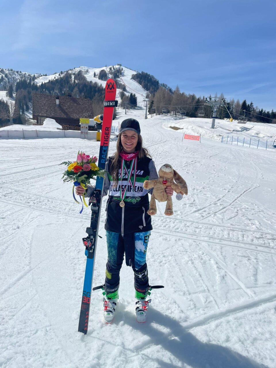 Marta Giaretta sci