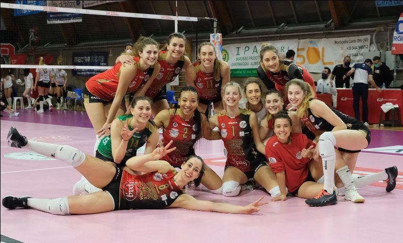 SR Ipag Unione Volley Montecchio Maggiore 2021