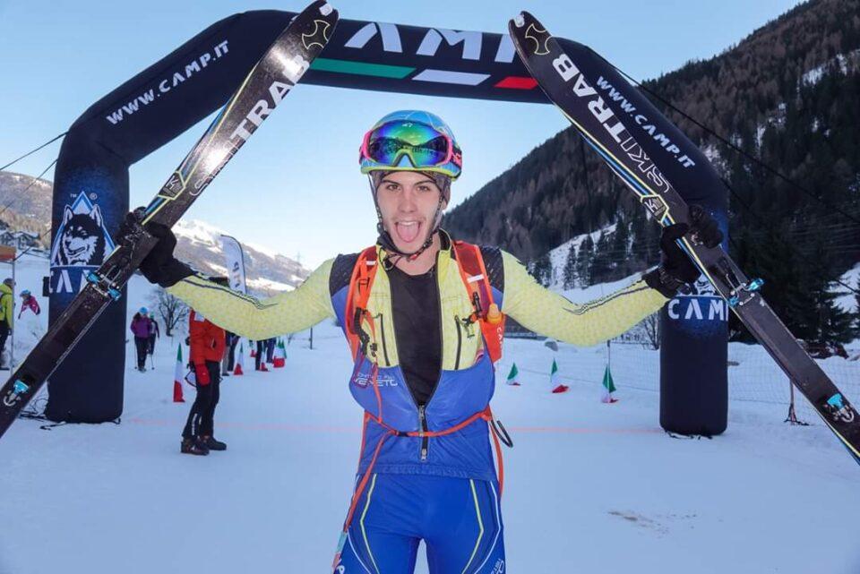 Matteo Sostizzo di Zané terzo al mondo tra gli juniores