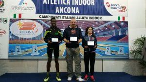 Tricolori U18, Atletica Vicentina campione d'Italia
