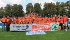 Le formazioni allievi/e 2014, primo team italiano under 18