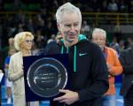 Grande Sfida 4: 30 anni dopo, McEnroe si riprende l'Italia