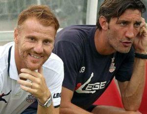 Marcolini e Mandelli, richiamati sulla panchina del Real Vicenza