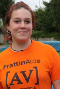 Sofia Basso, AV Frattin Auto
