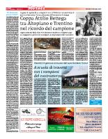 Coppa Attilio Bettega tra Altopiano e Trentino nel ricordo del campione (16 gennaio 2015)