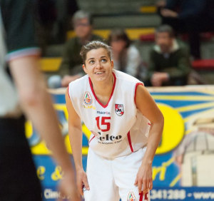 Intervista al capitano della Velco Vicenza Laura Benko