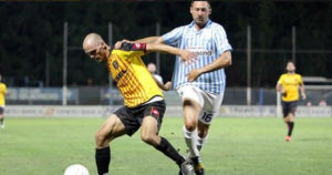 Germinale in maglia Spal