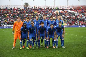 italia irlanda under 21 diretta live