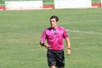 L'arbitro di Vicenza-Cesena: Juan Luca Sacchi