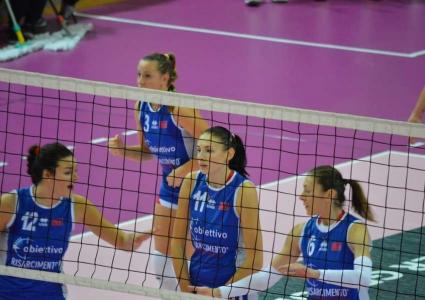 Volley, Obiettivo Risarcimento Vicenza batte il Lardini Filottrano