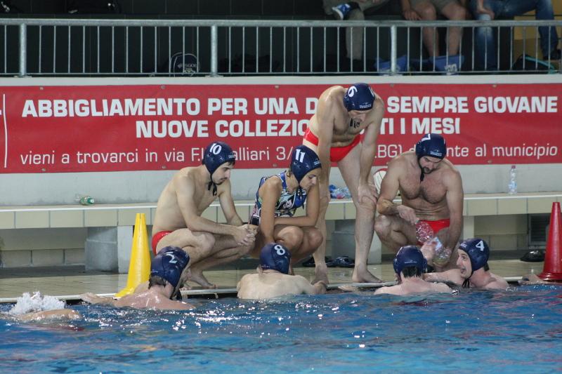 I risultati della seconda giornata del campionato Triveneto di PallaNuotoItalia