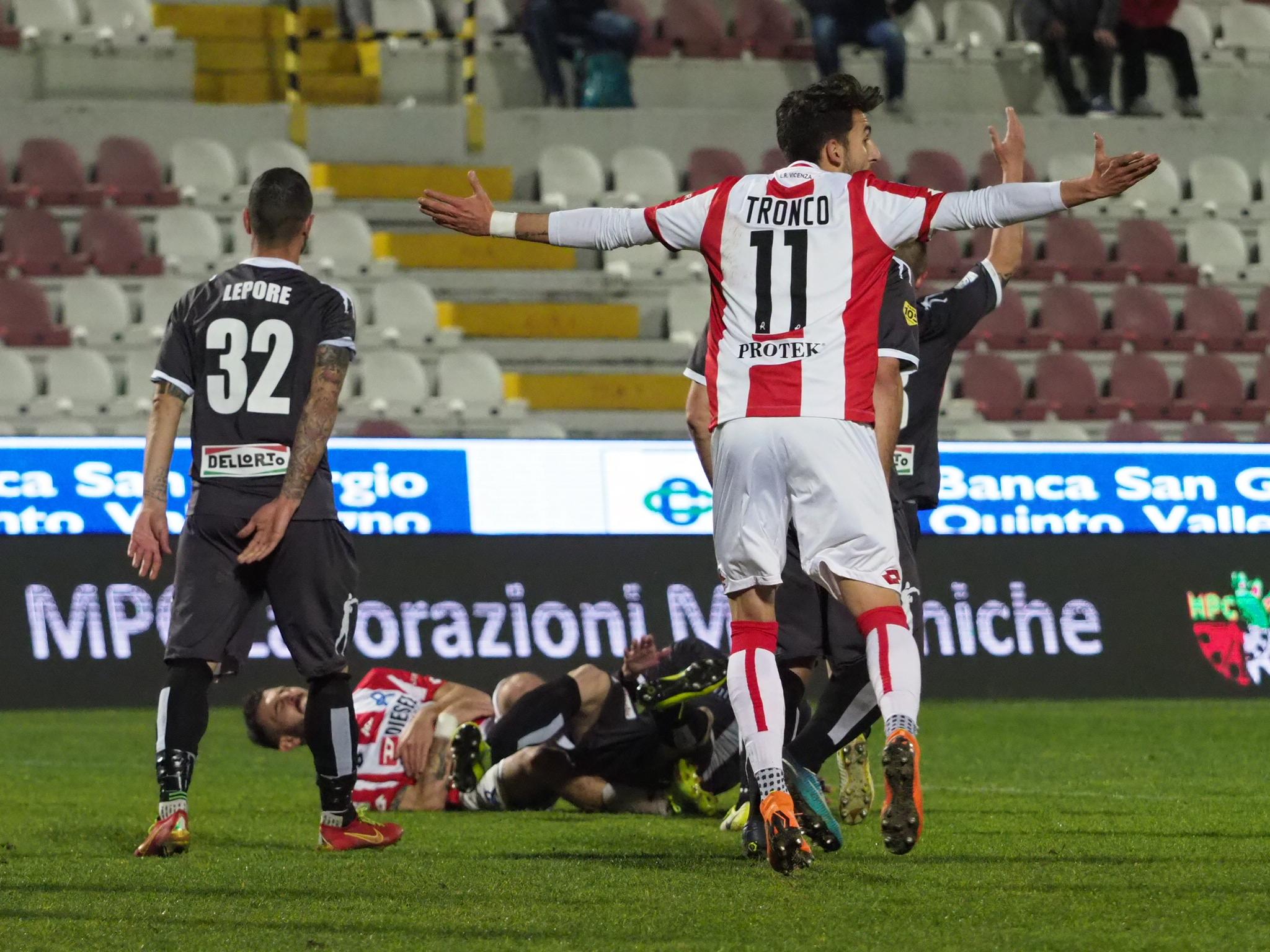 COPPA ITALIA - LR Vicenza - Monza 0-1