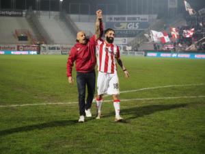 LR Vicenza-Feralpisalò Mimmo Di Carlo e Alessandro Marotta @sportvicentino